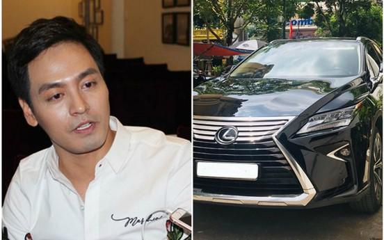 MC Phan Anh bán xe hơn 3 tỷ và khẳng định không phải mua bằng tiền từ thiện