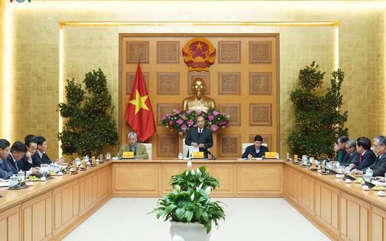 Thủ tướng Chính phủ sẽ thu xếp ít nhất hai lần trong một năm để làm việc với Tổ Tư vấn kinh tế
