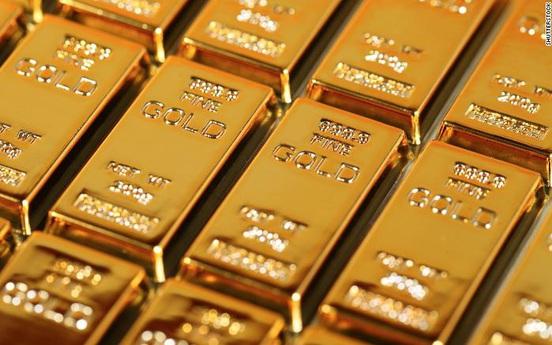 Giá vàng thế giới tiến sát mốc 2.000 USD/ounce