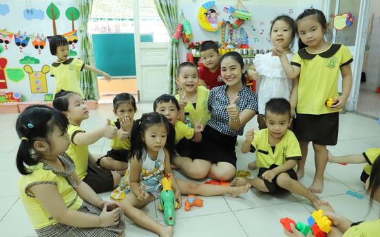 Học sinh mầm non, tiểu học ở Đà Nẵng bắt đầu đến trường học tập trung