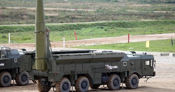 Mỹ báo động siêu tên lửa Nga đổ bộ Kaliningrad