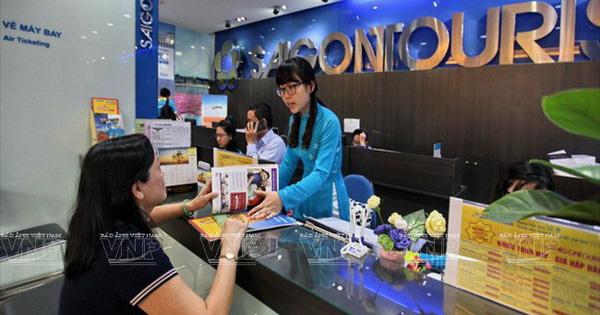 """Saigontourist giao nộp 15 ấn phẩm in """"đường lưỡi bò"""