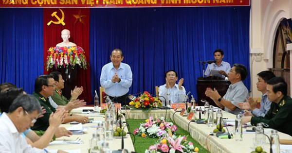 Phó Thủ tướng Trương Hòa Bình: Cần chú ý tình trạng làm giả xuất xứ hàng hoá của Việt Nam xuất đi các nước - xs thứ hai