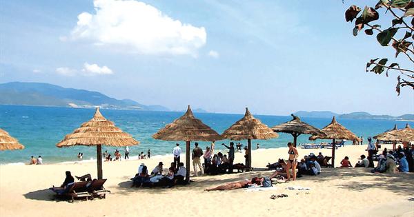 Nghiên cứu về phát triển du lịch biển