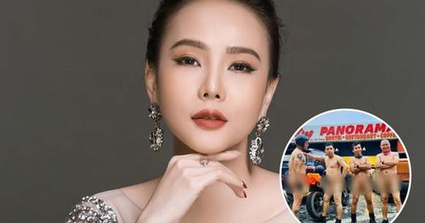 Dương Yến Ngọc bức xúc với nhóm người khỏa thân trên đèo Mã Pì Lèng, : ''Nếu muốn bảo vệ môi trường hãy làm cho mình đẹp trước''