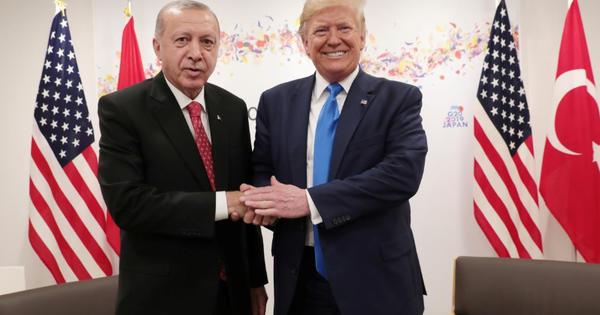 Vén màn ''tình huynh đệ'' TT Trump- TT Erdogan: Đủ...