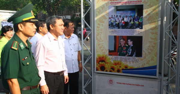 Trưng bày 120 hình ảnh về đồng bào các dân tộc Thành phố Hồ Chí Minh