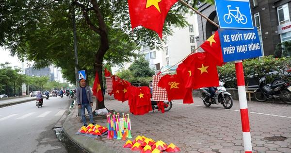 SVĐ Mỹ Đình trước trận đấu Việt Nam - UAE
