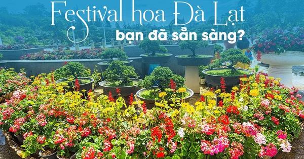 Đà Lạt và Hoa - chủ đề của Festival Hoa Đà Lạt 2019