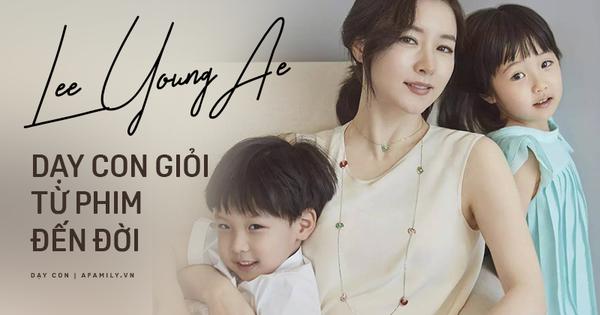 Lý do sao nữ Dae Jang Geum được cả châu Á mến mộ: Đã đẹp người còn dạy con cực giỏi! - kết quả xổ số tphcm