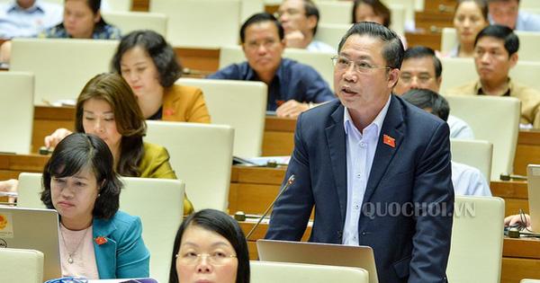 Từ vụ nước sạch sông Đà, sông Đuống, đại biểu Quốc hội đề nghị cảnh giác thế lực có ý đồ xấu - kết quả xổ số tphcm
