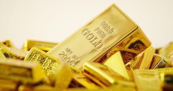 Giá vàng ngày 5/11: Khó có khả năng tăng