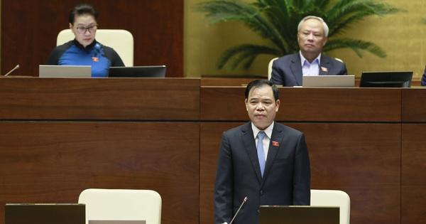 """""""Ba nhiều"""" của Bộ trưởng Nguyễn Xuân Cường"""