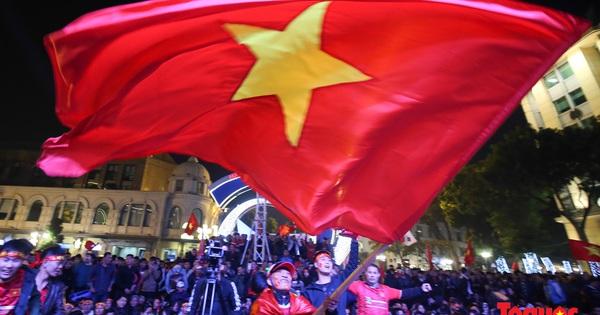 Tinh thần Việt Nam, Ý chí Việt Nam lan tỏa mạnh mẽ từ một kỳ SEA Games thành công nhất trong lịch sử thể thao nước nhà