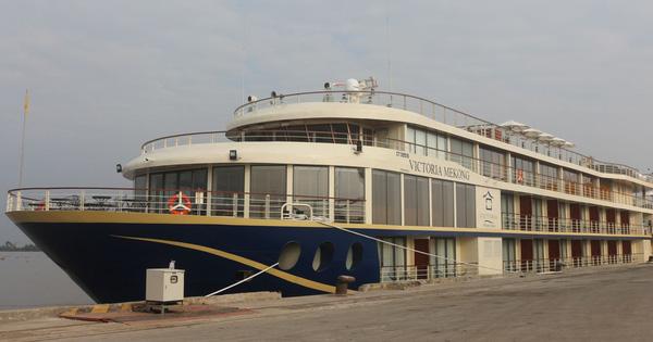 Khai trương du thuyền 4 sao kết nối Cần Thơ - Phnom Penh