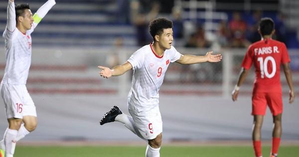 Lịch sử đối đầu bóng đá Việt Nam - Campuchia tại SEA Games: Ba lần thắng cả ba