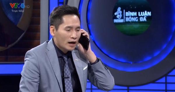 Sau vài ngày im lặng, BTV Quốc Khánh chính thức gửi lời xin lỗi thủ môn Bùi Tiến Dũng