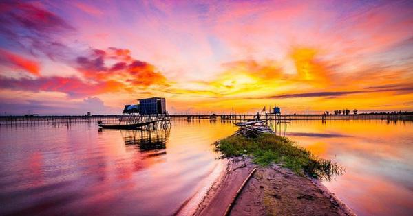 Thừa Thiên Huế công nhận Điểm du lịch sinh thái đầm Chuồn