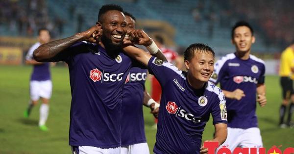 Ngược dòng ngoạn mục, Hà Nội FC đánh bại Hải Phòng ngay trên sân nhà