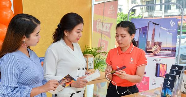 VSMART chính thức phân phối tại thị trường Myanmar