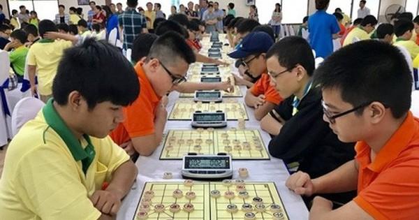 Giải Cờ tướng các Câu lạc bộ tỉnh Bà Rịa -Vũng Tàu năm 2019