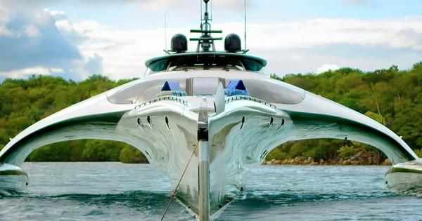 Siêu du thuyền 15 triệu USD sắp được rao bán
