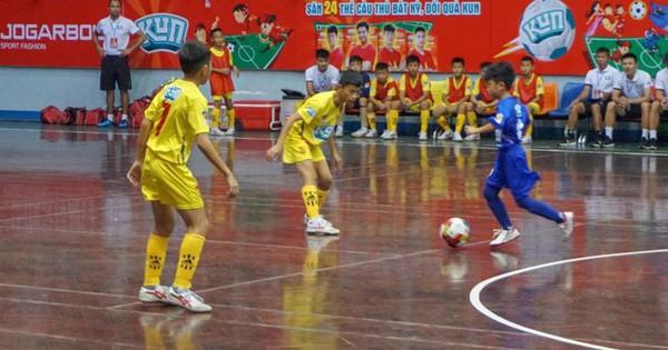 Sôi nổi Vòng chung kết Giải bóng đá Nhi đồng toàn quốc 2019