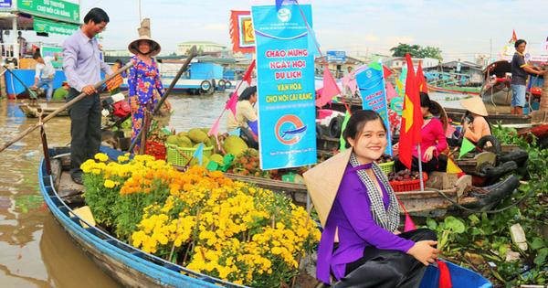 Nhiều hoạt động tại Ngày hội du lịch văn hóa Chợ nổi Cái Răng lần thứ 4