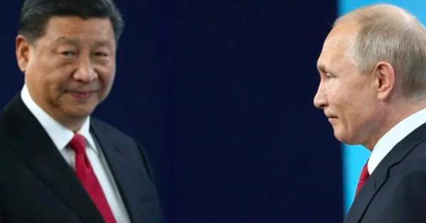 Nga ''lâm thế nguy'' vì sáng kiến Vành đai, Con đường của Trung Quốc?