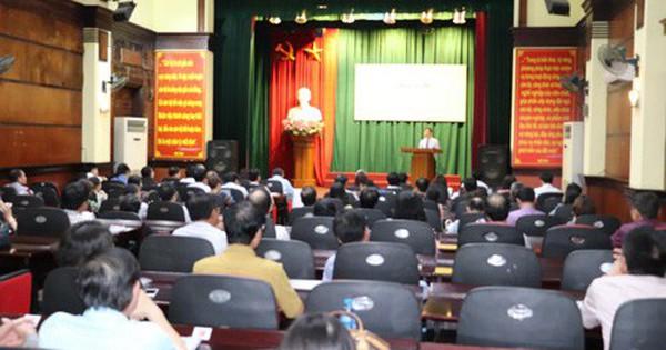 Khai giảng các lớp Bồi dưỡng lãnh đạo, quản lý cấp Vụ và tương đương - Lớp 2A & 2B
