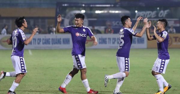 Hà Nội FC buộc phải thắng ở vòng 24 nếu muốn đăng quang sớm 2 vòng