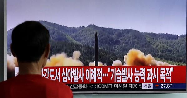 Cảnh báo ''sắc lạnh'' về sức mạnh hạt nhân Triều Tiên