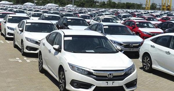 Dự kiến nhập siêu ngành ô tô năm nay sẽ đạt mức kỷ lục hơn 3,4 tỷ USD