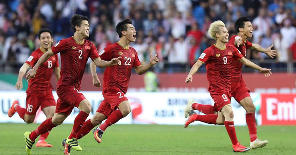Lịch sử đối đầu bóng đá Việt Nam - bóng đá Jordan: Đối thủ khó đánh bại.