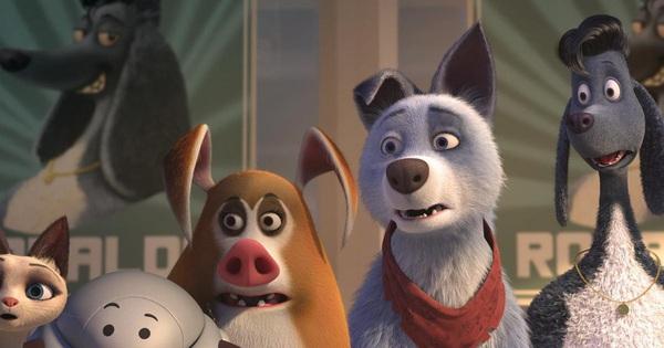 Liên minh thú cưng: Phim được chọn cho trẻ em dịp Tết Canh Tý