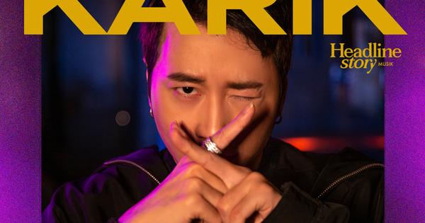 """Karik: """"2-3 năm nữa tôi sẽ nghỉ Rap. Sau này có thấy tôi bưng bê ở một quán nào đó thì cũng đừng thấy lạ"""""""