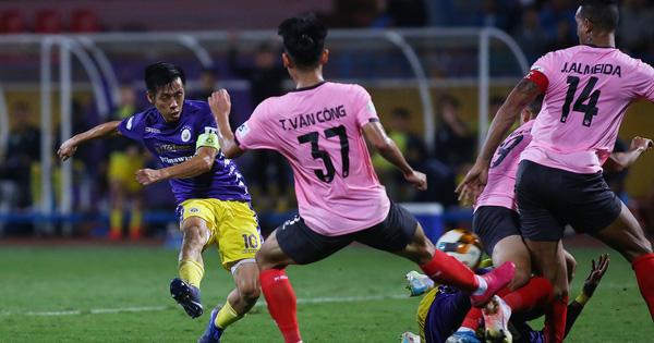 Vòng 3 giai đoạn 2 V-League 2020: Top 4 thay đổi