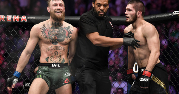 McGregor bất ngờ tự nhận thắng Khabib 3 hiệp trong...