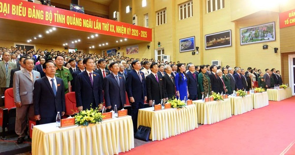 Ninh Bình, Quảng Ngãi khai mạc Đại hội đại biểu Đảng...