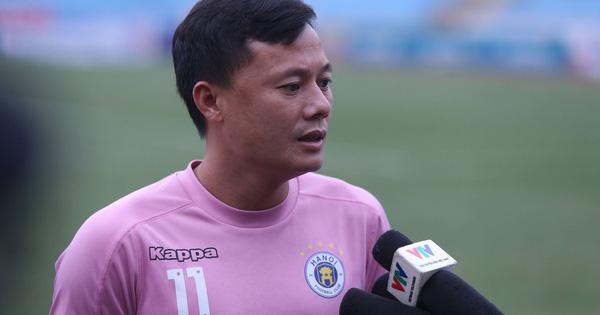 Thành Lương lo ngại Hoàng Đức trước trận derby Thủ đô