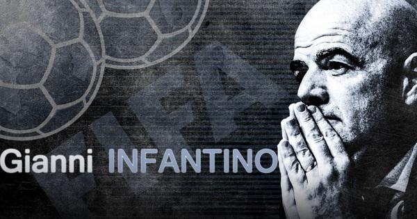 Người đứng đầu FIFA nhiễm Covid-19