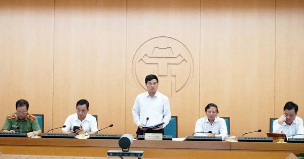Phó Chủ tịch TP Hà Nội đề nghị rà soát thêm các khu khách sạn bình dân để phục vụ người cách ly
