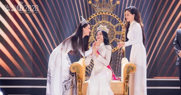 Hoa hậu Tiểu Vy viết tâm thư xúc động gửi tới ''đàn em'' Đỗ Thị Hà