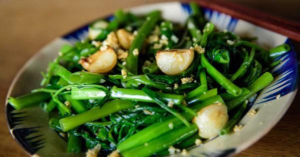 3 loại rau nên ăn thường xuyên để thúc đẩy quá trình giải độc gan, ngăn chặn tình trạng dư thừa cholesterol - kết quả xổ số quảng nam