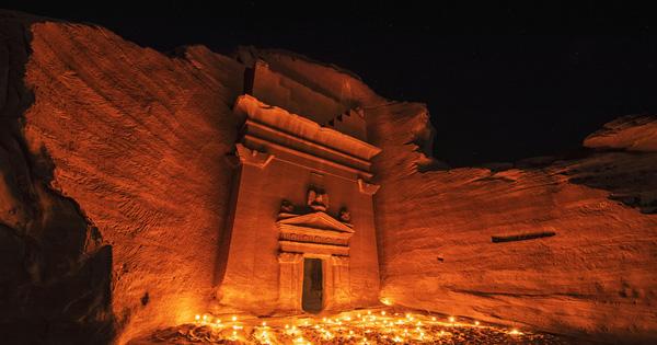 Thành phố cổ Hegra hút hồn du khách sau nghìn năm