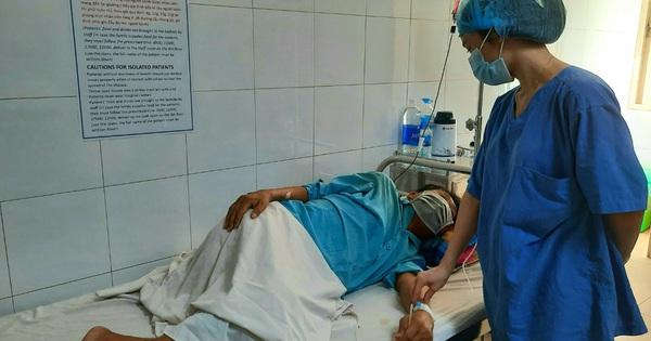 Số ca mắc bệnh Whitmore nhập viện Bệnh viện Đà Nẵng tăng mạnh