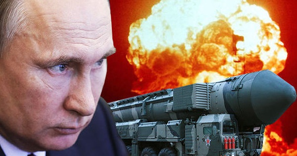 Tổng thống Putin hé lộ cách Quân đội Nga chuẩn bị cho ''Ngày tận thế''