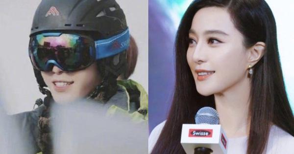 Bức ảnh ''bắt lú'' cực mạnh nhà Phạm Băng Băng: Ông em Phạm Thừa Thừa che mặt, cả Weibo nhận nhầm thành bà chị xinh đẹp