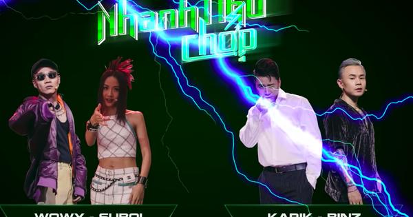 Đoán tên thật dàn thí sinh Rap Việt: Karik quên sạch ''tên cúng cơm'' của GDucky - MCK, Binz nhầm luôn họ của 16 Typh