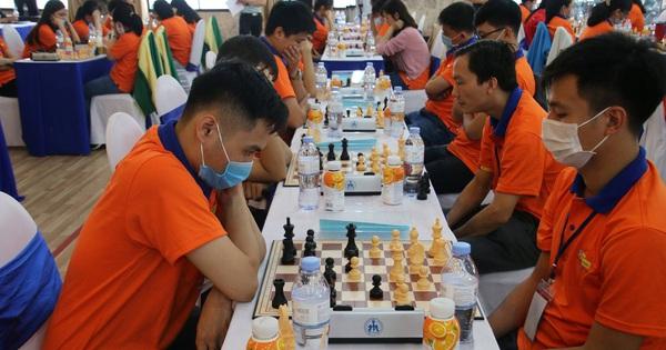 Kết thúc giải Cờ vua đấu thủ mạnh toàn quốc 2020: Đại diện đoàn Quân đội, Bắc Giang giành suất vào đội tuyển quốc gia - giá vàng 9999 hôm nay 109